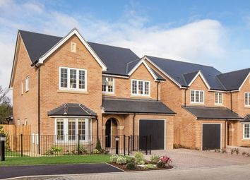"""Thumbnail 4 bedroom property for sale in """"The Pebmead"""" at Station Road, Earls Colne, Colchester"""