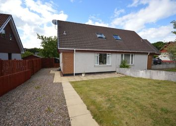 Thumbnail 3 bed semi-detached house for sale in Ferntower Avenue, Culloden, Inverness