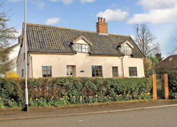 Thumbnail 4 bed detached house for sale in Norwich Road, Scole, Diss