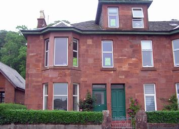 Thumbnail 3 bed maisonette for sale in Marine Parade, Millport, Isle Of Cumbrae