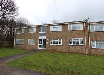 Thumbnail 2 bed flat for sale in Wollaston Close, Parkwood, Rainham, Kent