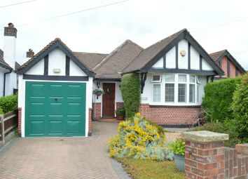 Thumbnail 2 bed detached bungalow for sale in Riverview Road, Ewell, Surrey