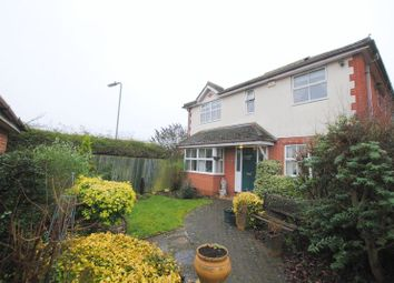 Thumbnail 4 bed detached house for sale in Hay Close, Rushden