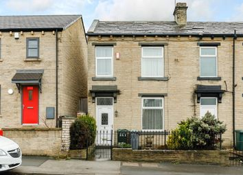 Thumbnail 3 bed end terrace house for sale in Cleckheaton Road, Bradford, West Yorkshire