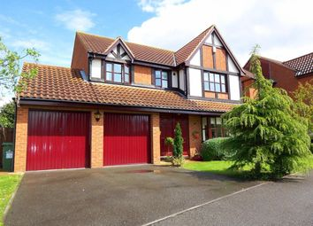 Thumbnail 4 bed detached house to rent in Nuneham Grove, Westcroft, Milton Keynes