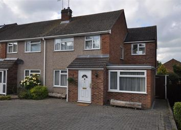 Thumbnail 5 bed semi-detached house for sale in Old Mill Road, Saffron Walden, Essex