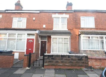 Thumbnail 2 bed terraced house for sale in Monk Road, Ward End, Birmingham