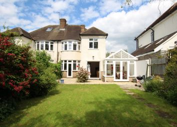 Thumbnail 3 bed semi-detached house to rent in The Grove, Fairview, Cheltenham