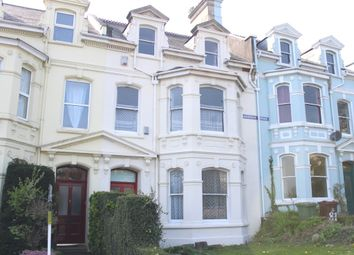 Thumbnail 5 bed terraced house for sale in Molesworth Road, Stoke, Plymouth