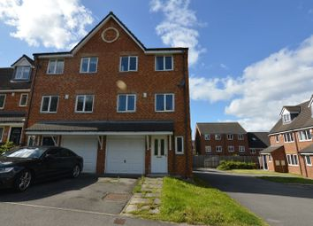 Thumbnail 4 bed terraced house for sale in Fairfax Drive, Pontefract