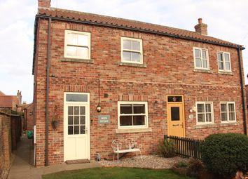 3 bed semi-detached house for sale in South Back Lane, Stillington, York YO61