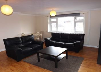 Thumbnail 1 bed flat to rent in Hengist Road, London