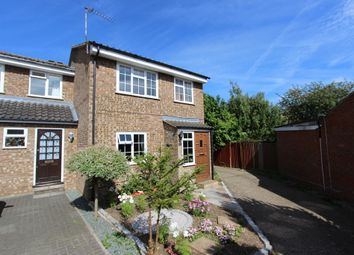 Thumbnail 3 bed end terrace house to rent in Narborough Close, Ickenham