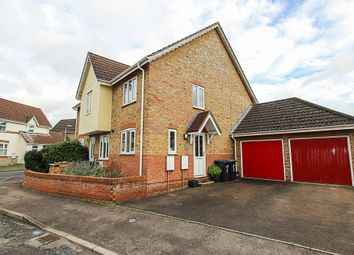 Thumbnail 2 bed end terrace house for sale in Kingfisher Drive, Burwell