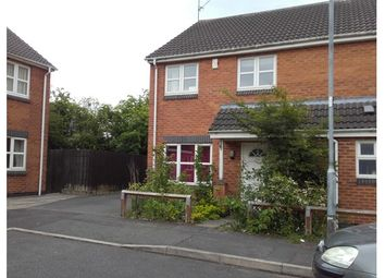 Thumbnail 3 bedroom semi-detached house for sale in 112, Bakewell Street, Coalville, Leicestershire