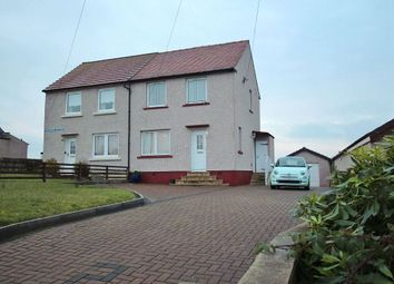 Thumbnail 2 bed semi-detached house to rent in Drumbowie Cottages, Main Street, Standburn, Falkirk