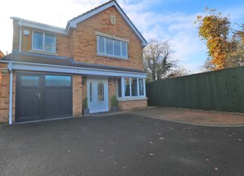 Thumbnail 4 bed detached house for sale in Aldam Drive, Belton, Doncaster