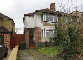 Thumbnail 3 bed semi-detached house for sale in Oakleigh Drive, Croxley Green, Rickmansworth
