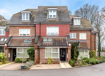 Thumbnail 3 bed terraced house for sale in Burrow Close, Ridgeway, Watford, Hertfordshire