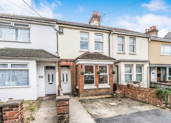Thumbnail 2 bed terraced house for sale in Ludlow Road, Southampton