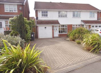 3 bed semi-detached house for sale in Thurloe Crescent, Rubery, Birmingham B45