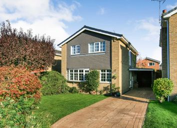 Thumbnail 4 bed detached house for sale in Grasmere Road, Dronfield Woodhouse, Derbyshire