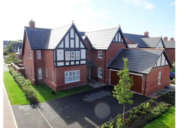 Thumbnail 5 bed detached house for sale in Crawford Close, Chester