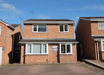 Thumbnail 4 bed detached house for sale in Lasne Crescent, Brockworth, Gloucester
