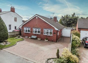 Thumbnail 3 bed detached bungalow for sale in The Rank, Gnosall, Stafford