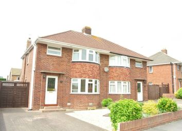 Thumbnail 3 bed semi-detached house for sale in Chosen Drive, Churchdown, Gloucester