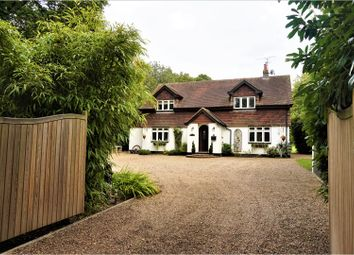 Thumbnail 3 bedroom detached house for sale in Copthorne Road, East Grinstead
