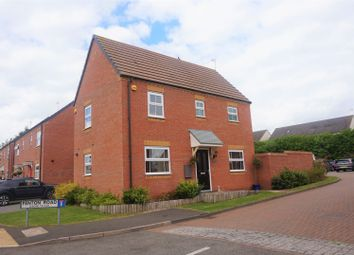 Thumbnail 3 bed detached house for sale in Fenton Road, Coventry