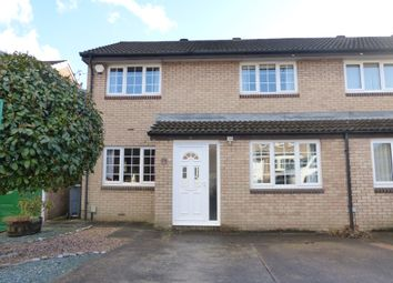 Thumbnail 3 bedroom semi-detached house for sale in Kingfisher Close, St. Mellons, Cardiff