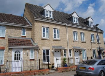 Thumbnail 3 bed town house for sale in Gable Close, Abbey Meads, Swindon