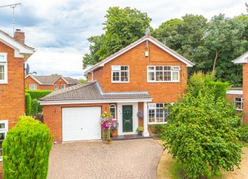 Thumbnail 4 bed property for sale in Porters Croft, Guilden Sutton, Chester