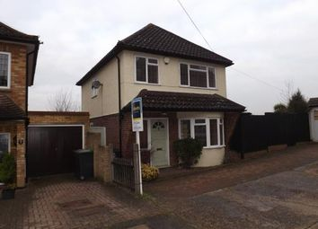 Thumbnail 3 bed detached house for sale in Ongar, Essex