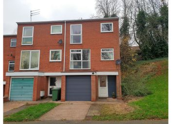 Thumbnail 3 bed end terrace house for sale in Old Crest Avenue, Redditch