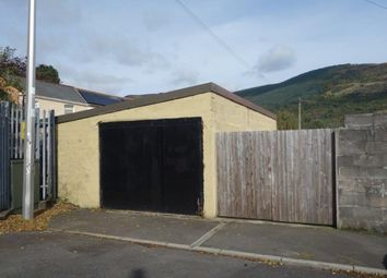 Thumbnail Parking/garage for sale in End Of Clara Street, Ton Pentre