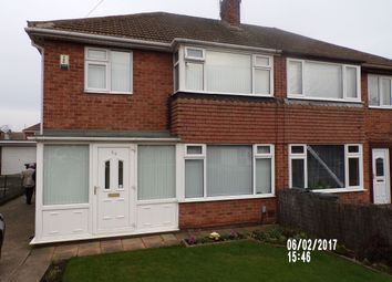 Thumbnail 3 bed terraced house for sale in Dublin Road, Doncaster