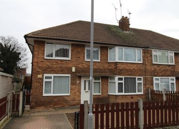 Thumbnail 2 bed flat for sale in Foxglove Close, Worksop