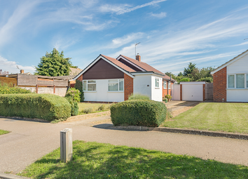 Thumbnail 2 bed bungalow for sale in Wilton Crescent, Hertford