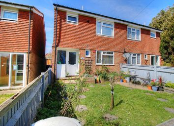 Thumbnail 3 bed semi-detached house for sale in The Crossways, Stone Cross, Pevensey