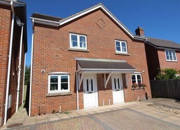 Thumbnail 2 bedroom terraced house for sale in Blackmans Way, Bishops Waltham