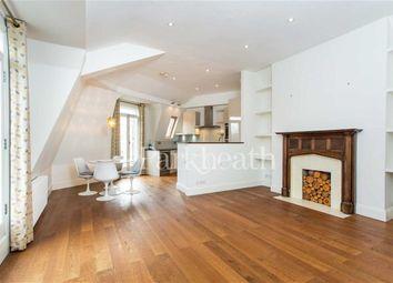 Thumbnail 3 bedroom flat to rent in Pilgrims Lane, Hampstead, London