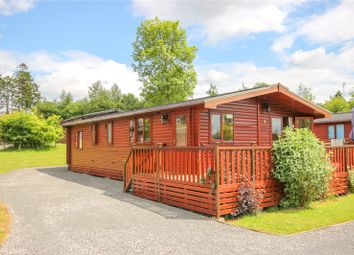 Thumbnail 3 bed detached house for sale in Lodge 15, Flusco Wood, Nr. Greystoke Gill, Penrith, Cumbria
