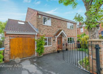 Thumbnail 5 bedroom detached house for sale in Anson Road, Swinton, Manchester