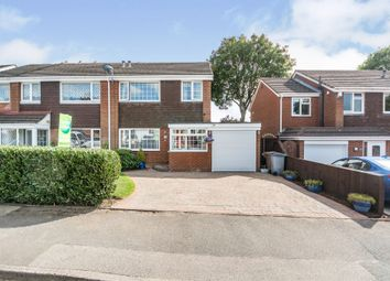 Thumbnail 3 bed semi-detached house for sale in Chartwell Drive, Cheswick Green, Solihull