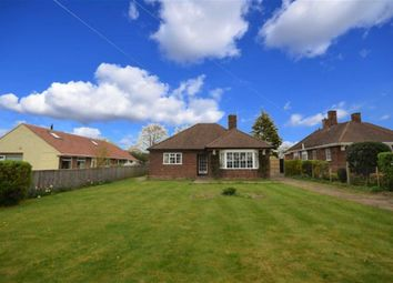 Thumbnail 3 bed bungalow for sale in Brocklesby Road, Keelby, Grimsby