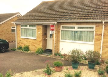 Thumbnail 2 bed semi-detached bungalow for sale in Wesley Drive, Banbury