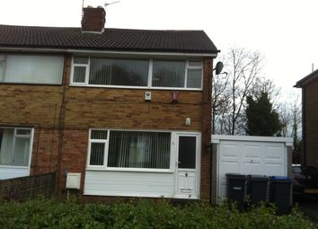 Thumbnail 3 bed semi-detached house to rent in Summerbridge Crescent, Bradford